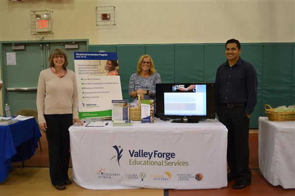 Valley Forge Educational Services Hosts Resource Fair for Young Adults with Disabilities