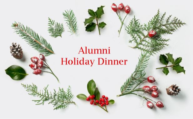 Vanguard Alumni Holiday Dinner