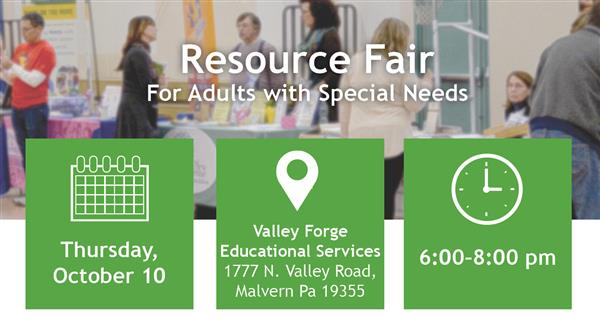 Resource Fair October 10