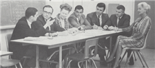 A Faculty Meeting in 1969